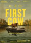 """First Cow"" pelikularen kartela"