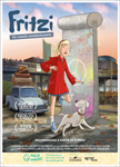 """""""Fritzi: Un cuento revolucionario"""" pelikularen kartela"""