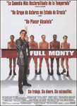 "Cartel de la película ""Full Monty"""