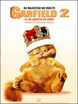 """Garfield 2"" pelikularen kartela"