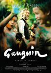 """Cartel de la película """"Gauguin, viaje a Tahití"""""""