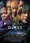 """Glass (Cristal)"" pelikularen kartela"