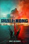 """Cartel de la película """"Godzilla vs. Kong"""""""