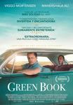 """""""Green Book"""" pelikularen kartela"""