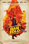 """Cartel de la película """"Han Solo: Una Historia de Star Wars"""""""