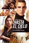 """Cartel de la película """"Hasta el cielo"""""""