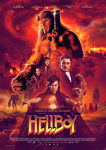 """Hellboy"" pelikularen kartela"