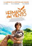 """Cartel de la película """"Hermanos del viento"""""""