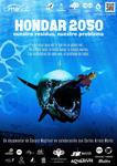 """Cartel de la película """"Hondar 2050"""""""
