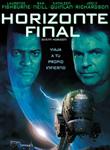 """""""Horizonte final"""" pelikularen kartela"""