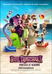 """Hotel Transilvania 3: Unas vacaciones monstruosas"" pelikularen kartela"