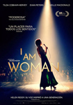 """""""I Am Woman"""" pelikularen kartela"""