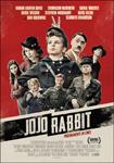"""Jojo Rabbit"" pelikularen kartela"