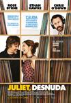 "Cartel de la película ""Juliet, desnuda"""