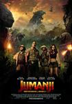 """Cartel de la película """"Jumanji: Bienvenidos a la Jungla"""""""