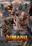"""Jumanji: Siguiente nivel"" pelikularen kartela"