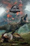 """""""Jurassic World: El Reino Caído"""" pelikularen kartela"""