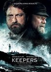 """Keepers: El misterio del faro"" pelikularen kartela"