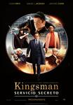 """Cartel de la película """"Kingsman, servicio secreto"""""""
