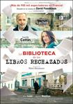 """Cartel de la película """"La biblioteca de los libros rechazados"""""""
