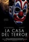 """La casa del terror"" pelikularen kartela"