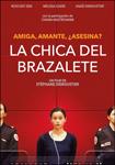 """""""La chica del brazalete"""" pelikularen kartela"""