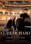 """""""La clase de piano"""" pelikularen kartela"""