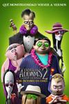 """Cartel de la película """"La Familia Addams 2: La gran escapada"""""""