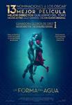 "Cartel de la película ""La forma del agua"""