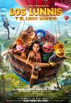 """Cartel de la película """"La gran aventura de los Lunnis y el Libro Mágico"""""""