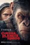 """Cartel de la película """"La Guerra del Planeta de los Simios"""""""