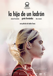 """Cartel de la película """"La hija de un ladrón"""""""