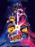 """""""La LEGO película 2"""" pelikularen kartela"""