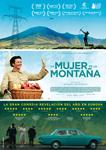 """""""La mujer de la montaña"""" pelikularen kartela"""