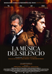 """La música del silencio"" pelikularen kartela"