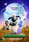 """Cartel de la película """"La oveja Shaun. La película: Granjaguedón"""""""