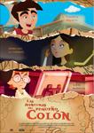 """Cartel de la película """"Las aventuras del pequeño Colón"""""""