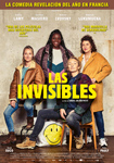"""""""Las invisibles"""" pelikularen kartela"""