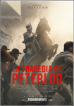 "Cartel de la película ""La tragedia de Peterloo"""