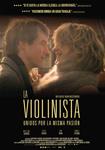"""La violinista"" pelikularen kartela"