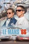 """""""Le Mans ´66"""" pelikularen kartela"""