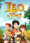 """Cartel de la película """"Leo da Vinci: Misión Mona Lisa"""""""