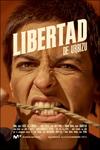 """""""Libertad"""" pelikularen kartela"""