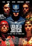 """Liga de la Justicia"" pelikularen kartela"