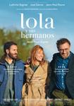 """Cartel de la película """"Lola y sus hermanos"""""""