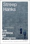 """Cartel de la película """"Los archivos del Pentágono"""""""