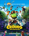 """Cartel de la película """"Los Croods: Una Nueva Era"""""""