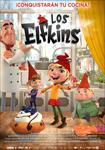 """Cartel de la película """"Los Elfkins"""""""