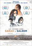 """Cartel de la película """"Los informes sobre Sarah y Saleem"""""""