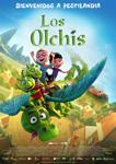 """""""Los Olchis"""" pelikularen kartela"""